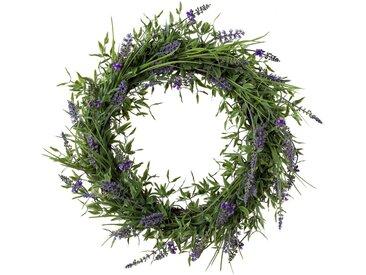 Kunstkranz, Lavendelkranz mit verschiedenen Durchmessern