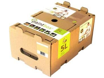 Rügenfarben Paintbox Wand- und Deckenfarbe »Paintbox Colour Collection, Rapsgelb«, seidenmatt, gelb, 5 l, gelb