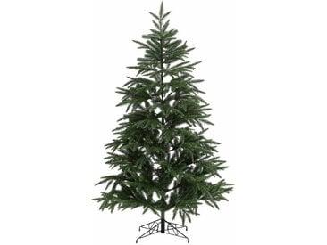 Home affaire Künstlicher Weihnachtsbaum, Edeltanne, grün, 120 cm, grün