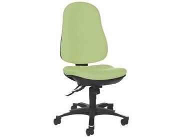 TOPSTAR Bürostuhl ohne Armlehnen »Trend 10«, grün, grün