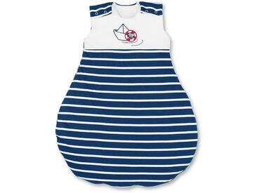 Sterntaler® Babyschlafsack »Erwin« (1 tlg), blau, ohne Reißverschluss