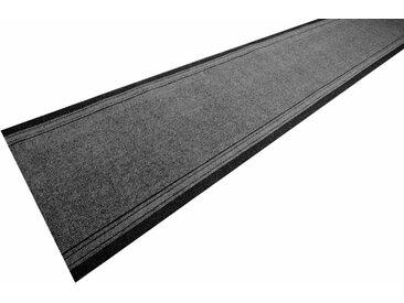 Living Line Läufer »Kongo«, rechteckig, Höhe 7 mm, In- und Outdoor geeignet, Meterware, grau, anthrazit