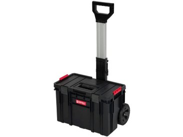 Kreher KREHER Werkzeugtrolley ca. 53x39x96 cm (BxTxH), schwarz, schwarz