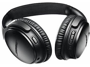 Bose »QC35 II + Alexa Triple« Kopfhörer (Bluetooth, NFC, Noise-Cancelling, Limited Edition), schwarz, schwarz