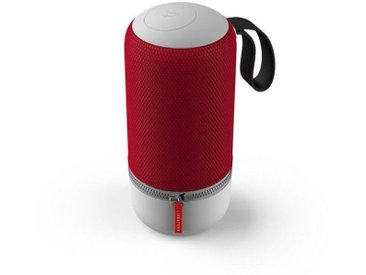 Libratone tragbarer Alexa-integrierter Smart-Speaker »Zipp Mini 2 Frosty Grey«, rot, cranberry red