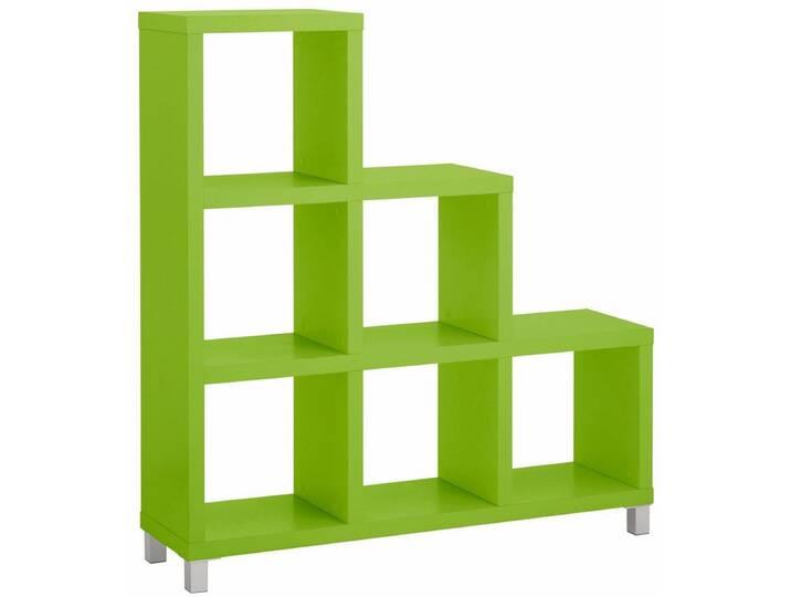 Regal »Kiwi«, grün, grün Grün