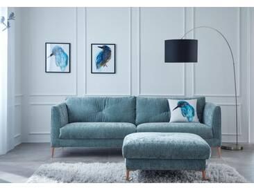 Guido Maria Kretschmer Home&Living 3-Sitzer »Fock«, grün, 237 cm, mint