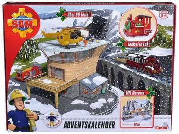 SIMBA Feuerwehrmann Sam Adventskalender 2018