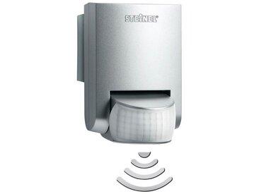Steinel STEINEL Packung: Bewegungsmelder »IS 130-2«, 130 ° Passiv-Infrarot Sensor, silberfarben, silberfarben