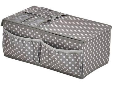 Zeller Present ZELLER Organizer »Geschenkverpackungs-Organizer«, grau, grau/weiß