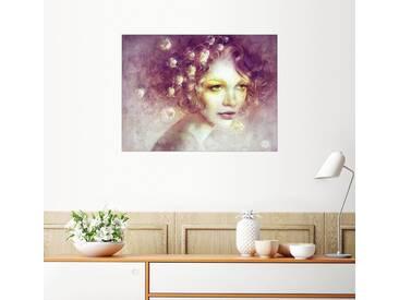 Posterlounge Wandbild - Anna Dittmann »May«, bunt, Leinwandbild, 80 x 60 cm, bunt