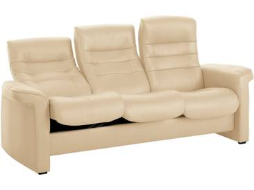Stressless® 3-Sitzer Sofa High »Sapphire«, in Kinosessel-Optik, natur, vanilla