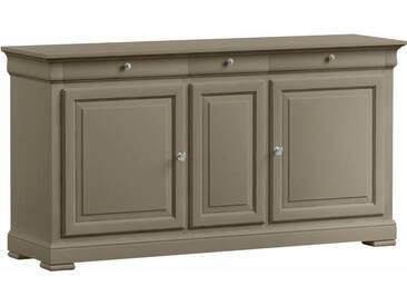 SELVA Sideboard »Constantia« Modell 7501, furniert in vier schönen Holzfarben, natur, beige dunkel