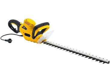 Texas TEXAS Elektro-Heckenschere »HTE550«, 51 cm Schnittlänge, gelb, gelb