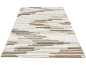 Theko Exklusiv Teppich »Shelly«, rechteckig, Höhe 18 mm, natur, 18 mm, natur
