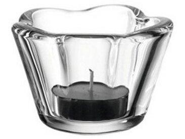 LEONARDO Tischlicht 6 cm »Casolare«, weiß, Transparent