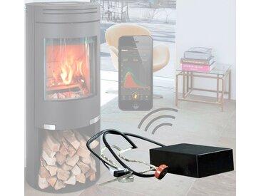 ADURO Sensor für Kaminofen »Aduro Smart Response«, Für alle Kaminöfen geeignet, schwarz, schwarz