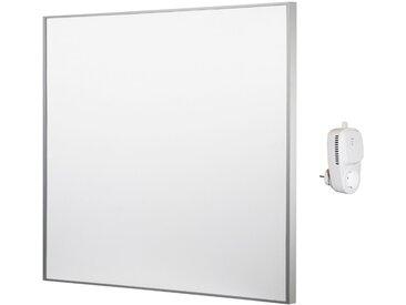 Römer Infrarot Heizsysteme RÖMER Infrarot Heizsysteme Infrarotheizung Aluminium, 400 W, 60x60 cm, weiß, weiß