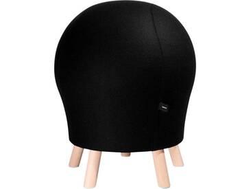 TOPSTAR Sitzball »Sitness 5 Alpine«, schwarz, schwarz