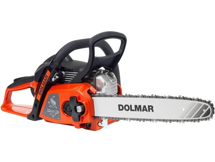 Dolmar DOLMAR Benzin-Kettensäge »PS 35 C-40«, 40 cm Schwertlänge, orange, orange Orange