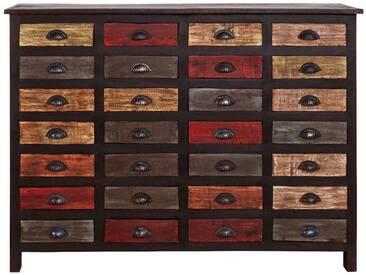 BUTLERS MONDRIANI »Sideboard mit 28 Schubladen«, Breite 143 x Tiefe 40 x