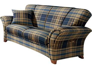 FROMMHOLZ® 2,5-Sitzer Sofa »Verona« im klassisch zeitlosem Design, blau, blau