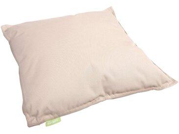 OUTBAG Kissen »Cushion 50/50 Plus«, Indoor / Outdoor geeignet, natur, beige