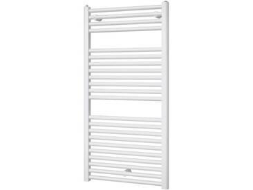 Schulte SCHULTE Designheizkörper »München«, weiß, 121.5 cm, weiß