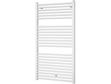 Schulte Designheizkörper »Berlin«, weiß, 113 cm, weiß