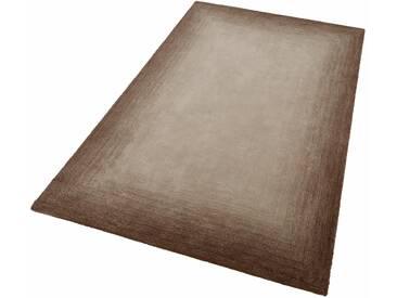 THEKO Teppich »Hula«, rechteckig, Höhe 18 mm, natur, 18 mm, beige