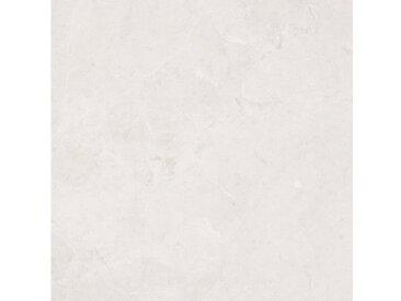 Bodenmeister BODENMEISTER Packung: Laminat »Fliesenoptik Granit hell weiß«, 60 x 30 cm Fliese, Stärke: 8 mm, grau, grau