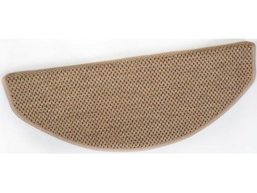Living Line Stufenmatte »Sahara«, stufenförmig, Höhe 5 mm, braun, 5 mm, cognac