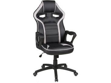 Duo Collection Chefsessel »Splash«, Gaming-Chair, grau, schwarz-grau
