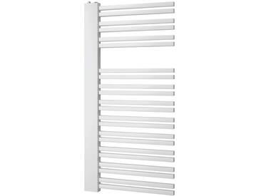 Schulte SCHULTE Designheizkörper »Bologna«, weiß, Links, 121 cm, weiß