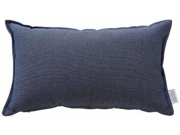 Guido Maria Kretschmer Home&Living Dekokissen »Outdoor-Kissen«, wasser- und schmutzabweisend, blau, navy-blau
