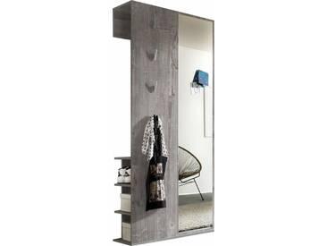 Mäusbacher Garderobenschrank »Jones«, grau, betonfarben
