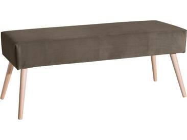 Max Winzer® Sitzbank »Sit« mit hohen konischen Füßen, natur, sahara