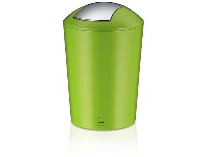 kela Badezimmer-Abfalleimer »Marta«, grün, grün Grün