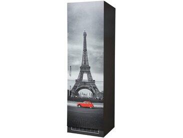 HELD MÖBEL Kühlumbauschrank »Paris«, Breite 60 cm, rot, rot