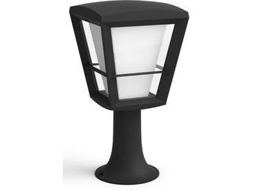 Philips Hue LED Außen-Tischleuchte »Econic«, 1-flammig, schwarz, 1 -flg. /, schwarz