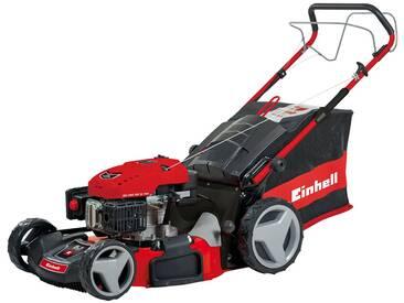 Einhell EINHELL Benzin-Rasenmäher »GC-PM 52 S HW«, 52 cm Schnittbreite, rot, rot