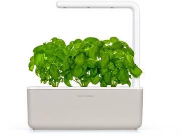 Click and Grow Indoor Gartensystem Starter Kit »Smart Garden 3«, natur, beige