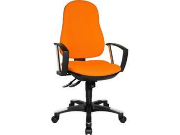 TOPSTAR Bürostuhl »Trend SY 10«, orange, orange
