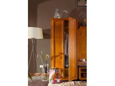SELVA Garderobeelement »Villa Borghese« Modell 7368, braun, kirschbaumfarbig antik