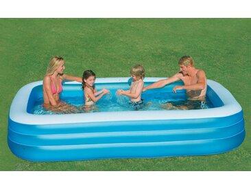 Intex Pool »Swim Center Family Pool«, blau, blau