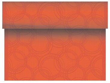 PAPSTAR Tischläufer »Royal Collectoin Bubbles«, orange, apricot
