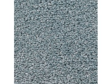 Vorwerk VORWERK Teppichboden »Passion 1004«, Meterware, Velours, Breite 400/500 cm, blau, hellblau/blau x 3N62