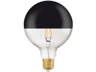 Osram LED-Lampe, Vintage 1906 Edition, Ballform »RF1906 GLOBE 52 CL 7 W/827 E27 GOLD«, goldfarben, gold