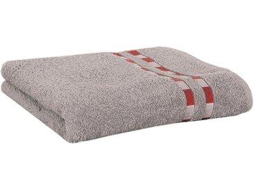 Delindo Lifestyle Handtücher »Colares«, aus hochwertigem Walkfrottier, grau, grau