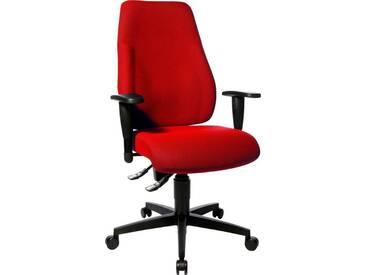 TOPSTAR Bürostuhl »Lady Sitness«, rot, rot